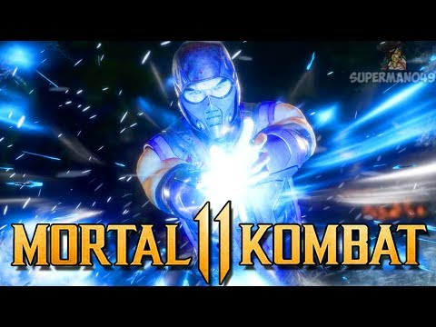 "Say Goodbye To My Controller... - Mortal Kombat 11: ""Sub-Zero"" Gameplay"