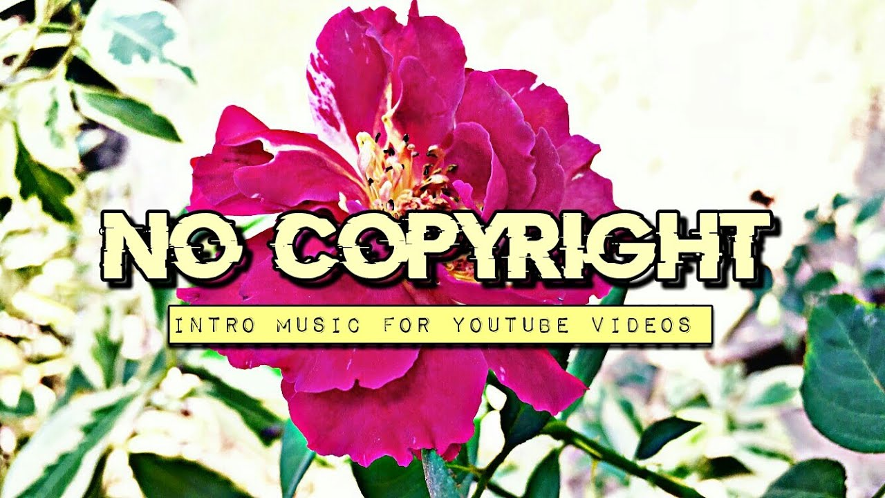 25 No Copyright Intro Music For Youtube Videos Free To Use Youtube