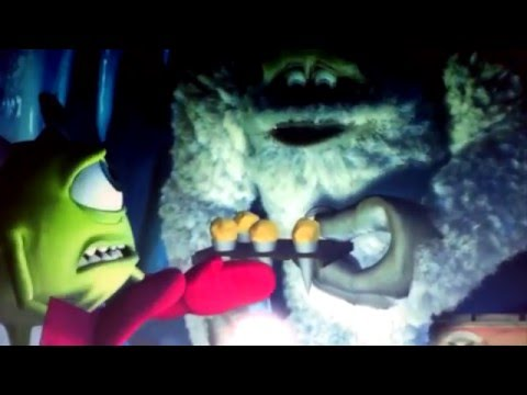 Monsters Inc clip Himalayas