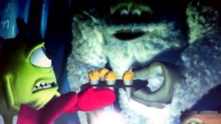 Repeat youtube video Monsters Inc clip Himalayas