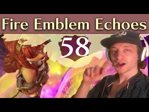 Celica ain't that smart. Fire Emblem Echoes: Shadows of Valentia Walkthrough Part 58