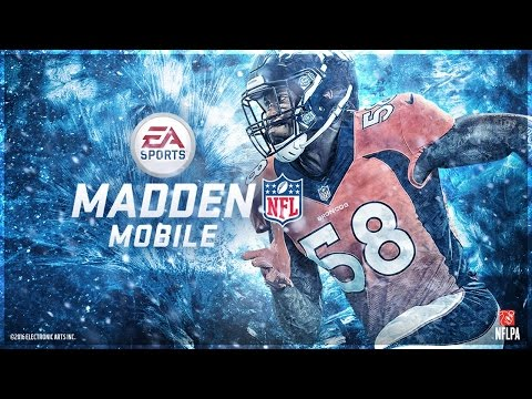Madden Mobile Christmas Promo.Ultimate Freeze Is Here Madden Mobile 17 Christmas Promo Pack Opening