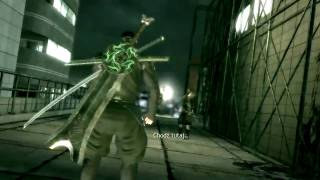 [HD] Ninja Blade Mission 1 Part 3