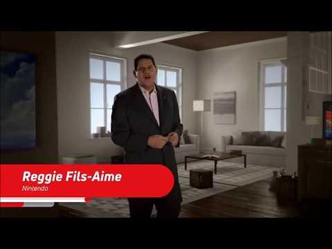 Reggie Fils-Aimé - The Game is not Fun