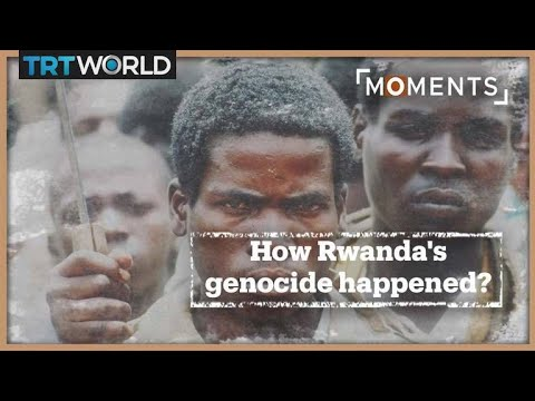 What led to the genocide in Rwanda?