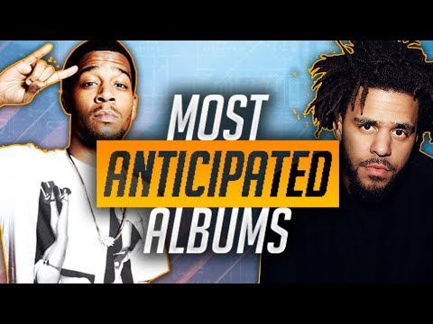 The 10 Most ANTICIPATED Rap Albums of 2019!