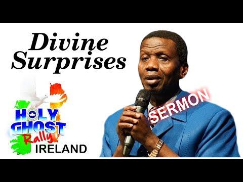 Pastor E.A Adeboye Sermon @ RCCG 2017 HOLY GHOST RALLY IRELAND