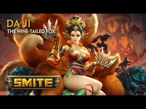 SMITE - God Reveal - Da Ji, The Nine-Tailed Fox