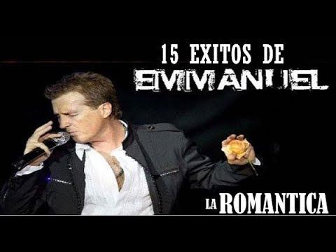 Download 15 Exitos Romanticos de Emanuel (La Romantica MX)