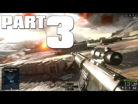 Battlefield 4: PC Walkthrough Part 3 - South China Sea