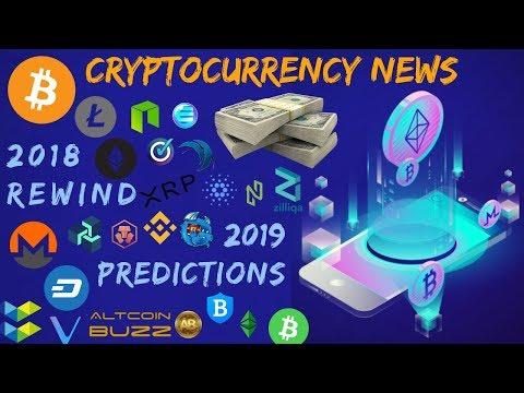 2018 Blockchain Recap + TOP 3 2019 Crypto Goals - Cryptocurrency News