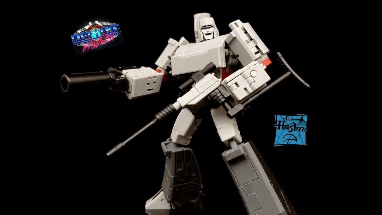 Magic Square Doomsday Review. G1 Megatron by Deluxe Baldwin
