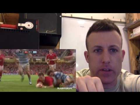 American Reacts to Rugby - Ep #14 - George North