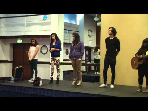 Open Mic UK Liverpool Auditions 2012 20