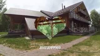 51 Коттедж посуточно  Орловская Усадьба 89173944969 от Казани 20 минут