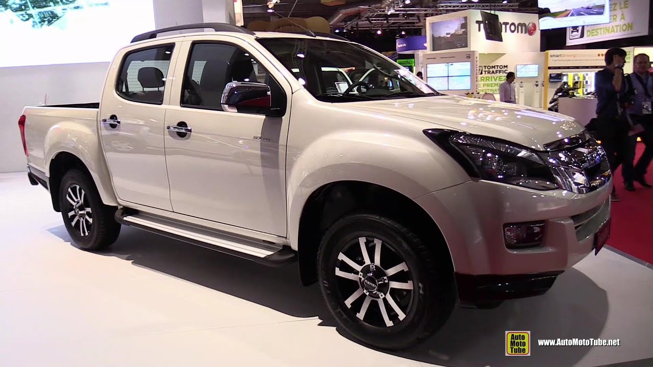 D Max Exhibition Models : Isuzu dmax imgkid the image kid has it
