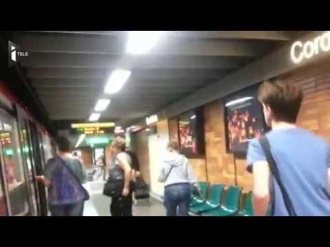 Lyon : il court aussi vite que le métro
