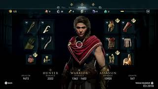 Assassin's creed Odyssey New Gameplay Walkthrough