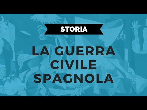 La guerra civile spagnola