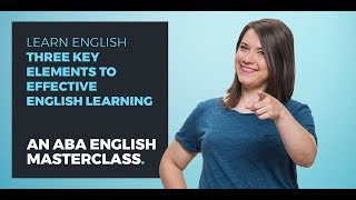 Learn English Effectively | 3 ways to improve
