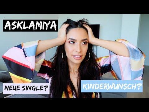 NEUE SINGLE? | BEZIEHUNGSSTATUS ...| Kinderwunsch? AskLamiya | Lamiyaslimani