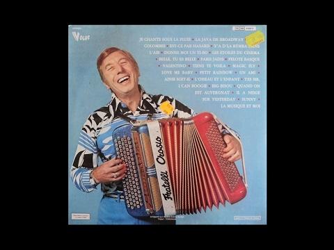Les Étoiles du Cinéma (FR3 - Francis Lai) - par Aimable et son accordéon