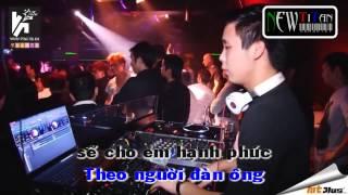 Lỡ yêu remix beat karaoke