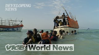 Somalis Risking Their Lives Fleeing Their Country | Developing News