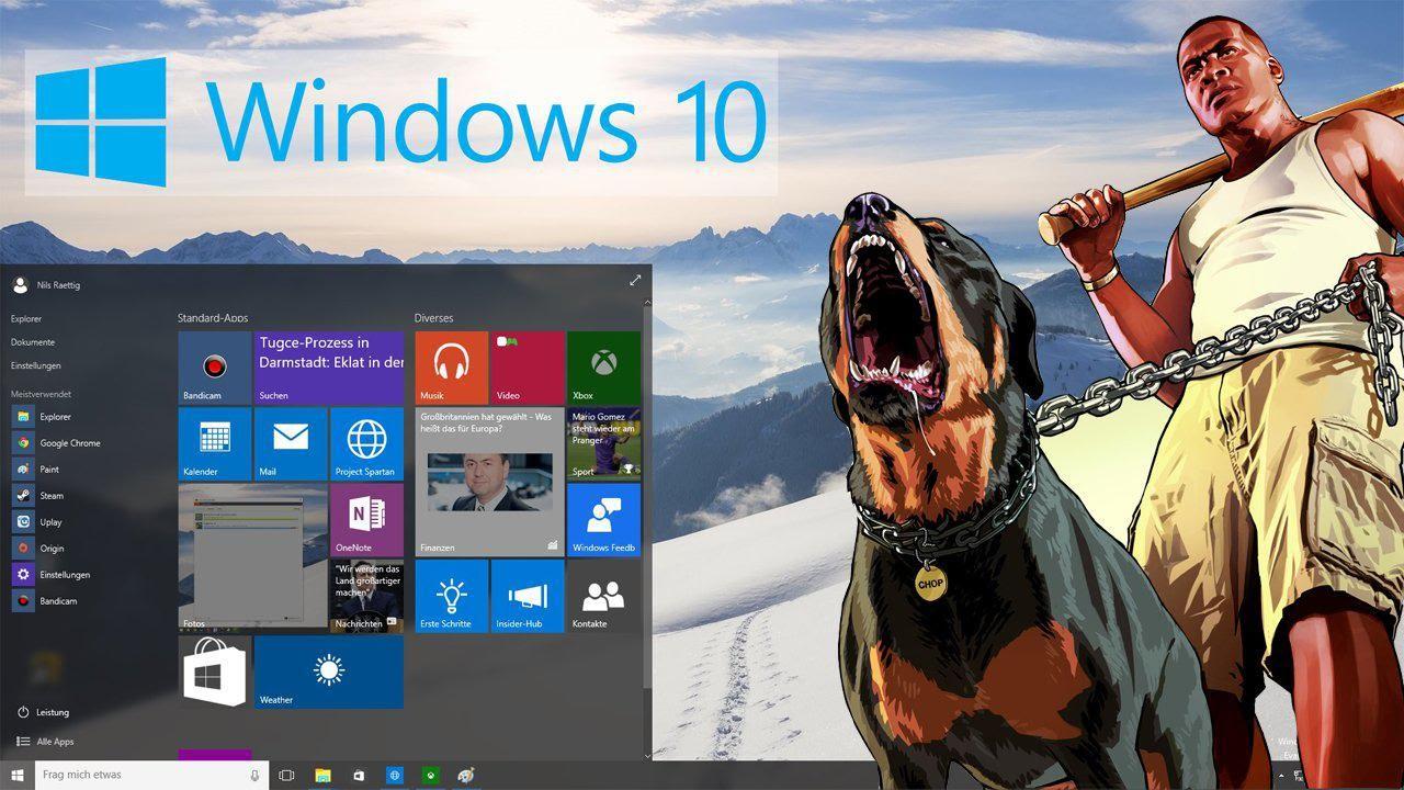 von windows 8.1 auf windows 10 wechseln
