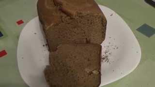 #208.Бездрожжевой хлеб пшенично-ржаной...эксперементирую