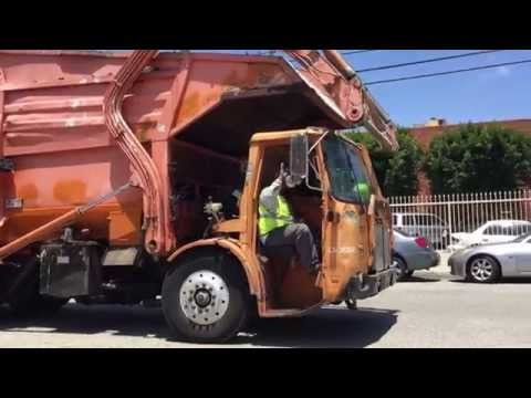 Waste Resources Autocar STS FL