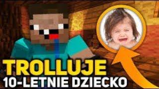 Mc4u.pl Dzien z Zycia admina #2 Troluje 10 letnie dziecko Spiewa o UNBANA