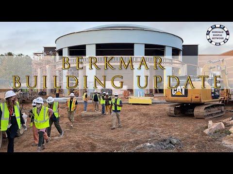 Berkmar High School - Tour of the New Fine Arts Building