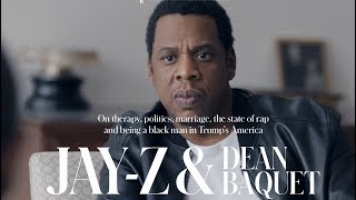 NY Times: Jay-Z Interview with Dean Baquet on Race,Rap,Politics & Marriage