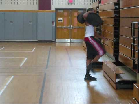basketball strength training workout without weights
