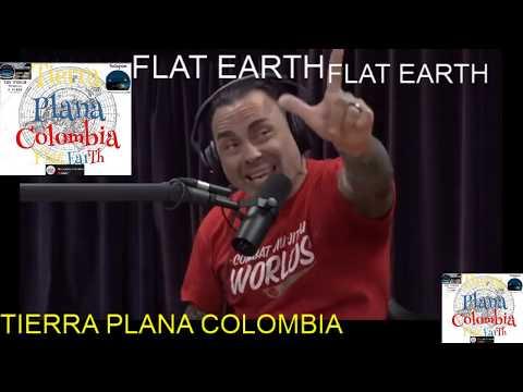 FLAT EARTH EDDIE BRAVO FLAT EARTH EDDIE BRAVO  Flat earth colombia tierra plana Colombia thumbnail