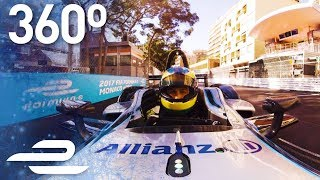 360 Video: Monaco Tour & Onboard Hot Lap With Bruno Senna - Formula E(, 2017-05-30T11:16:12.000Z)