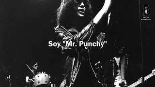 Joey Ramone - Mr Punchy (Subtitulado en Español)