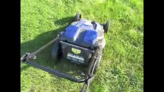 Kobalt Mower 20 in. 40V Lithium Ion Dual Blade review