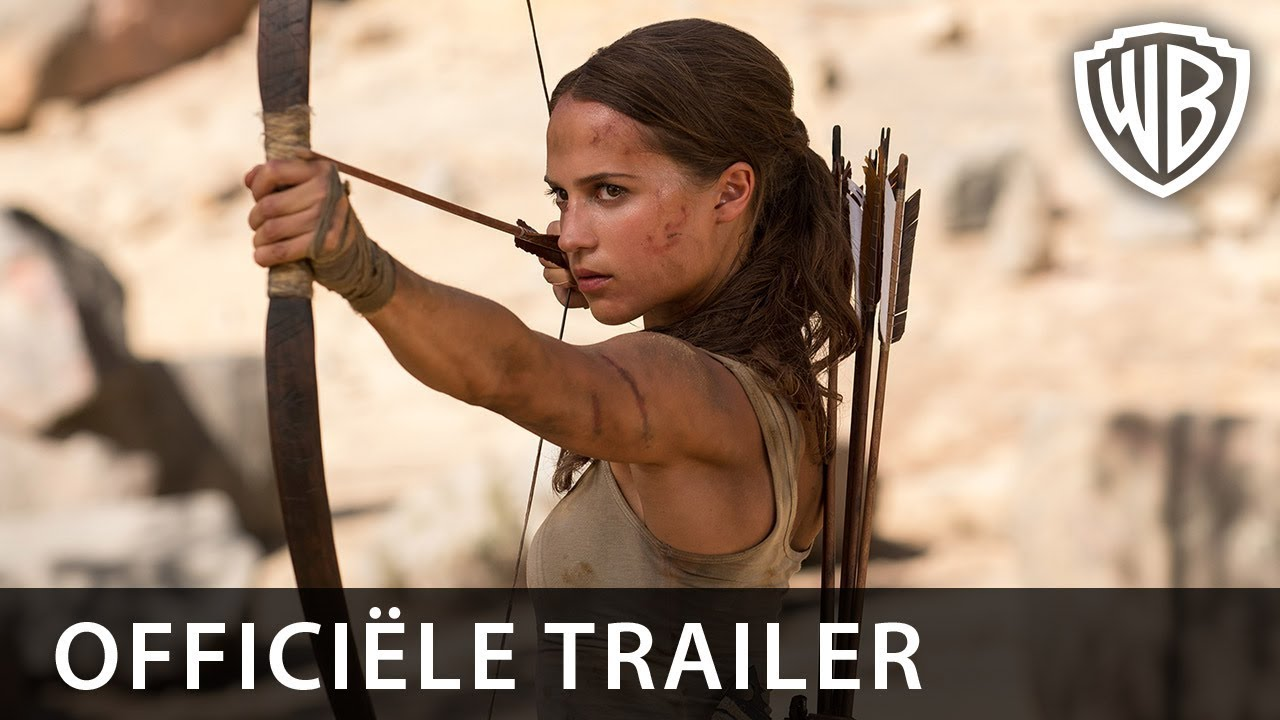 Tomb Raider | Officiële trailer 2 NL | 15 maart in de bioscoop