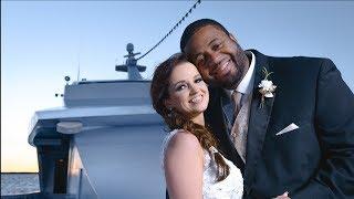 Wedding on Yacht Starship 2 - Anna & Irshaun