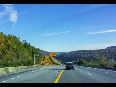 16-03 Monteagle Mountain: I-24 Tennessee