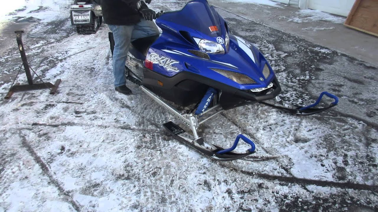 2002 Yamaha Sx Viper 700 Triple For Sale  Parts Only  Not