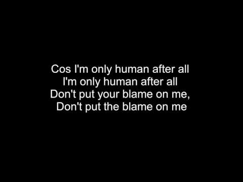 RagnBone Man  Human Lyrics