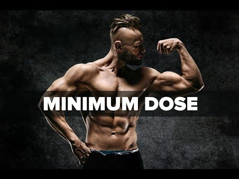 Stimulate, Don't Annihilate? What is Minimum Effective Training | Tiger Fitness