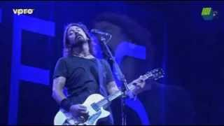 "Foo Fighters live at Lowlands 2012 - ""Wheels"""
