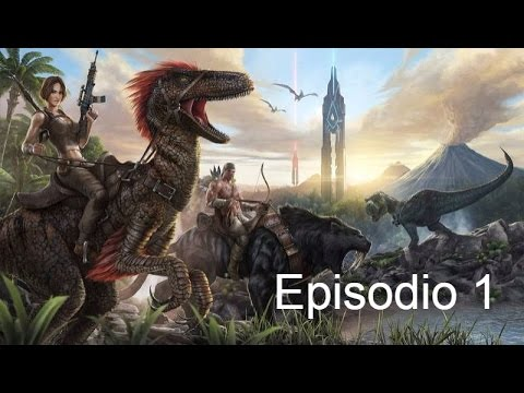 ARK Survival Evolved - Guia de Supervivencia EP 1