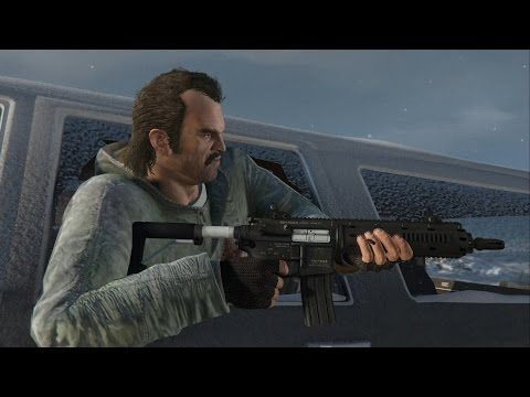 GTA 5 (PS4) - Prologue & Mission #1 -...