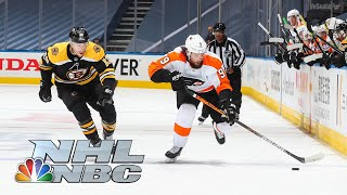NHL Stanley Cup Round Robin: Flyers vs. Bruins | EXTENDED HIGHLIGHTS | NBC Sports