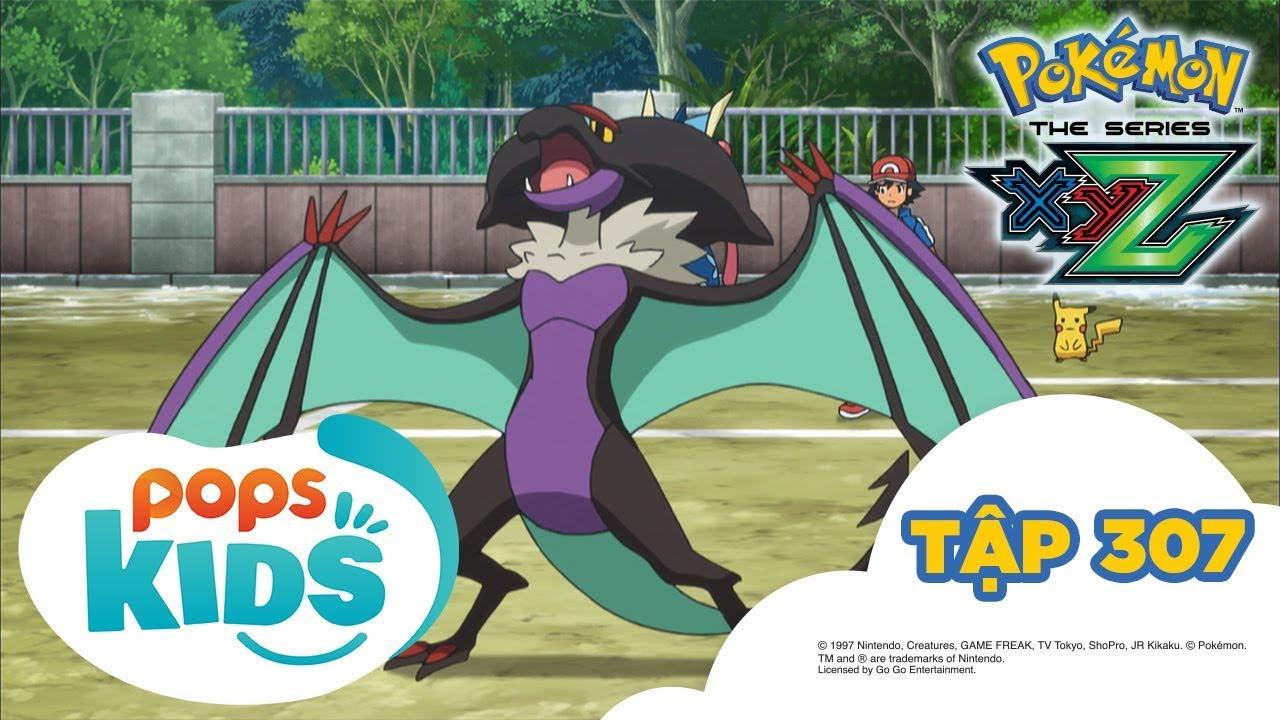 Pokémon Tập 307 - Quyết đấu với đối thủ! Satoshi VS Shota - Hoạt Hình Pokémon Tiếng Việt S19 XYZ